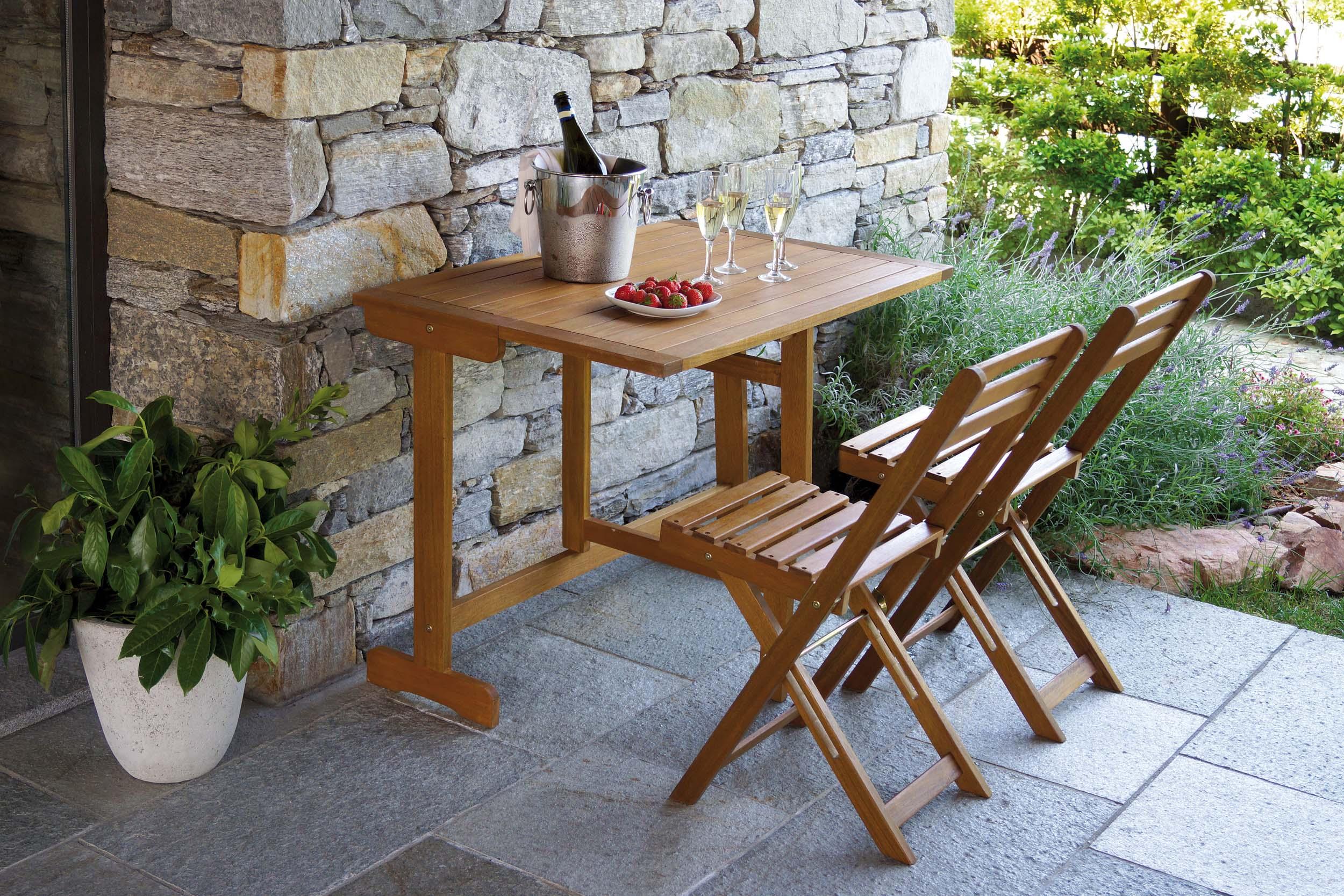 Set balcony arredo giardino ercole tempo libero for Arredo giardino catalogo